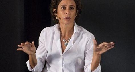 """""""Cansei um pouco de mim"""", diz Andrea Beltrão no Ofício em Cena"""