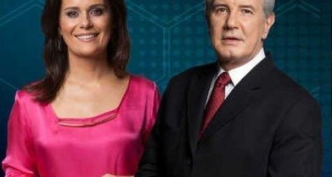 Jornal da Record perde audiência para reprise de Carrossel