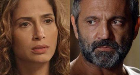 Camila Pitanga será par romântico de Domingos Montagner em Velho Chico