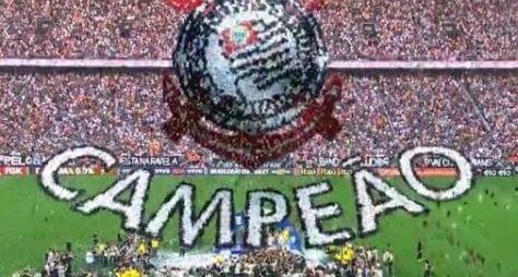 Corinthians é o time que dá mais resultados para a Globo em termos de audiência