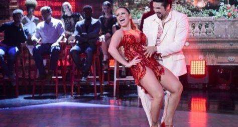Viviane Araújo é a vencedora do Dança dos Famosos 2015