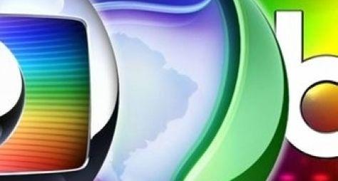SBT e Record disputam a vice-liderança no Painel Nacional de Televisão