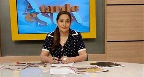 """Sônia Abrão rebate declaração de Boninho: """"De apresentadora chata você entende"""""""