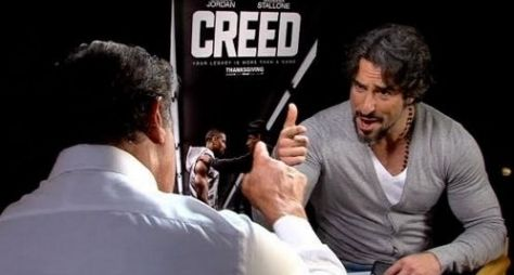 Legendários exibe entrevista exclusiva com Sylvester Stallone