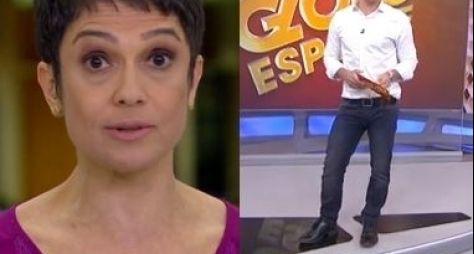 Globo tem audiências recordes no primeiro sábado do ano