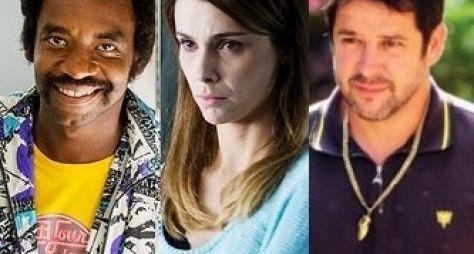 Conheça o trio de protagonistas da série Nada Será Como Antes