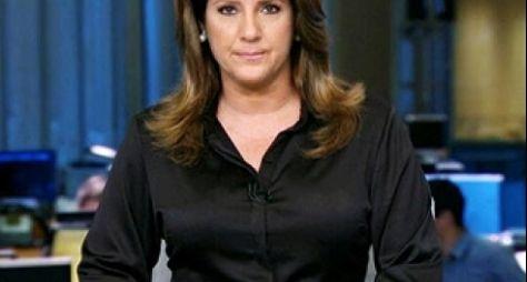 Christiane Pelajo grava pilotos de novo programa