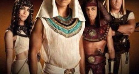 Estreia de reprise José do Egito não altera audiência da Record