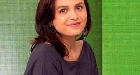 Monica Iozzi pode ser a protagonista do novo seriado de Fernanda Young