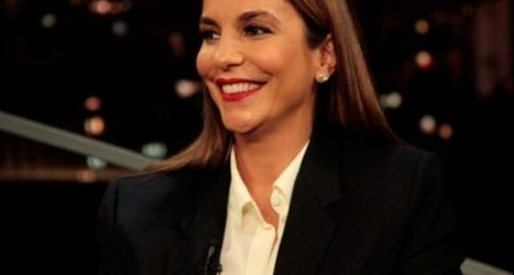 Ivete Sangalo grava terceira temporada do Superbonita