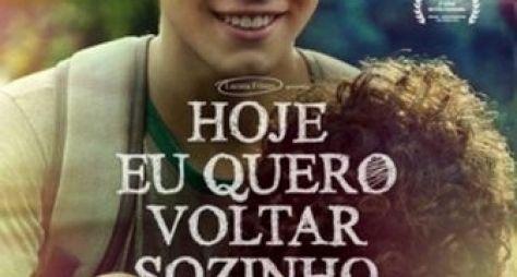 Globo vai exibir o filme Hoje Eu Quero Voltar Sozinho