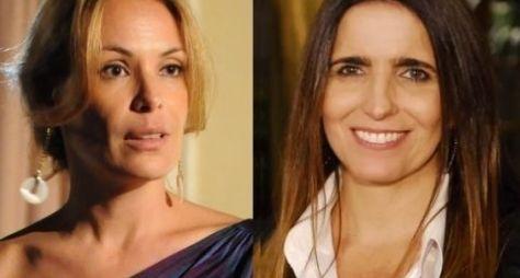 Malu Mader, Carolina Ferraz e Ellen Roche se preparam para Haja Coração