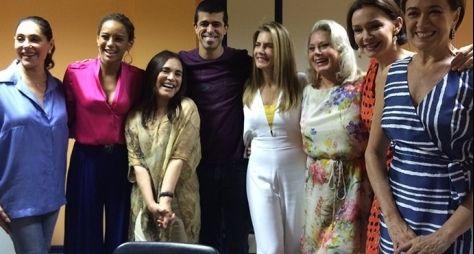 Tá no Ar: A TV na TV reúne Helenas de Manoel Carlos