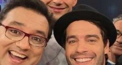 Ao vivo, Geraldo Luís vai receber protagonistas de Os Dez Mandamentos