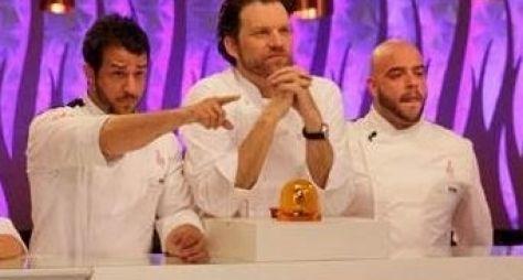 SBT: Semifinal do Hell's Kitchen com prova surpreende