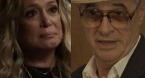 Marcos Caruso elogia Susana Vieira e aposta em romance entre seus personagens