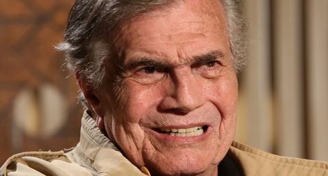 Tarcísio Meira começa a gravar Velho Chico na Bahia