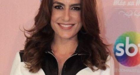 Ticiana Villas Boas comenta volta às transmissões de carnaval