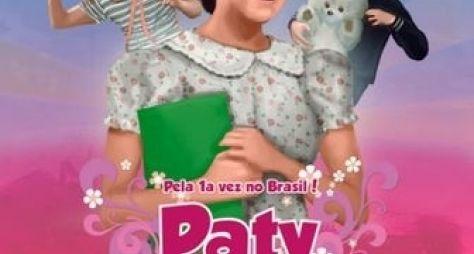 """Paty, do seriado """"Chaves"""", vem ao Brasil pela primeira vez"""