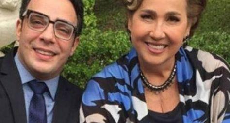 Claudia Jimenez e Marcelo Médici serão casados em Haja Coração