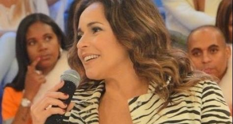Daniela Mercury é a nova jurada do SuperStar