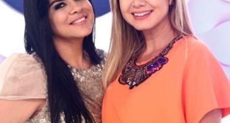 Mara vai se vestir de Xuxa no programa da Eliana