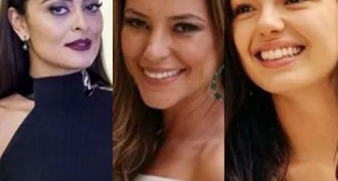 As prováveis protagonistas de A Flor da Pele, novela de Gloria Perez