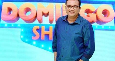 Audiência do Domingo Show cresceu 30% em fevereiro