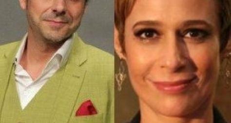 Alexandre Nero e Andréa Beltrão são reservados para novela de Lícia Manzo
