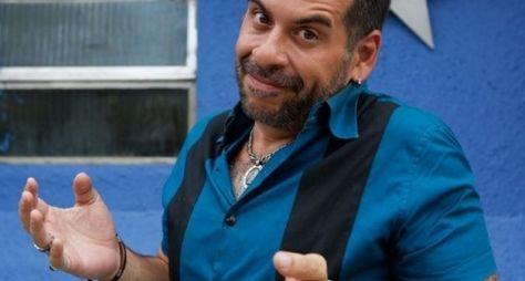 Leandro Hassum apresenta projeto de sitcom à Globo