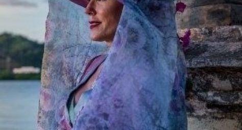 Veja Christiane Torloni caracterizada para Velho Chico