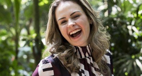 Ana Paula Renault continua como repórter do Vídeo Show