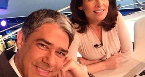 Globo planeja novo estúdio para o Jornal Nacional