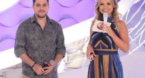 Maria Cecília & Rodolfo são os convidados do programa Eliana