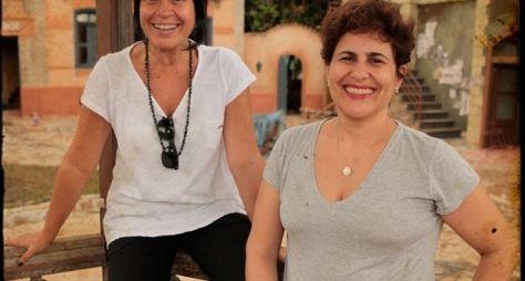 O Outro Homem: Duca Rachid e Thelma Guedes acertam detalhes com Sílvio de Abreu
