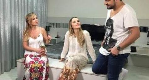 Eliana mostra a intimidade da dupla Thaeme & Thiago neste domingo (15)