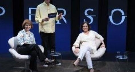 No Persona em Foco, Regina Duarte diz ser discípula de Walter Avancini