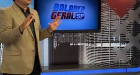 Balanço Geral SP terá edições aos sábados