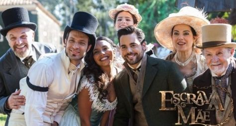 Diretor da Record elogia novela da Globo e acredita no sucesso de Escrava Mãe