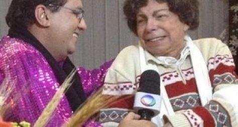 Geraldo Luís volta ao Domingo Show homenageando Cauby Peixoto