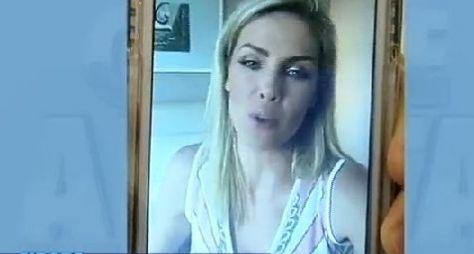 Jornal Nacional ignora atentado à Ana Hickmann