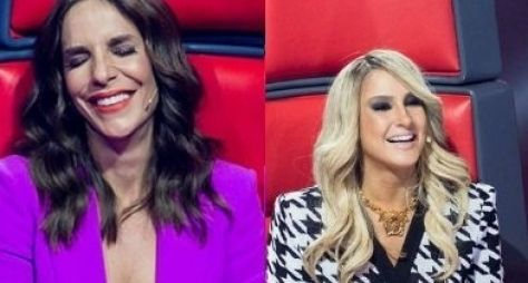The Voice Brasil: Globo pode trocar Claudia Leitte por Ivete Sangalo
