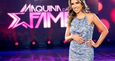 Patricia Abravanel entrevista Ivete Sangalo para o Máquina da Fama