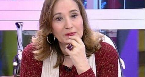 """""""Quero ter um miniauditório"""", diz Sônia Abrão"""