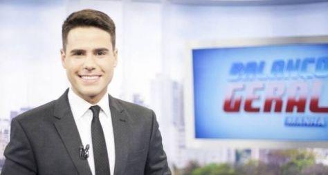 Balanço Geral: Luiz Bacci vai voltar a apresentar edição do meio-dia
