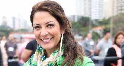 Band: Ana Paula Padrão vai cobrir as Olimpíadas do Rio