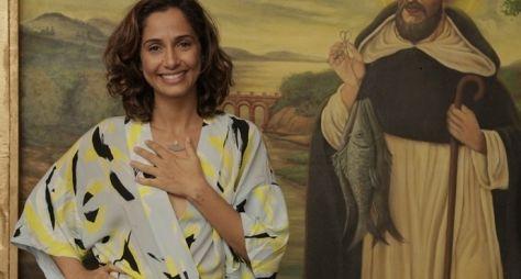 Camila Pitanga comenta repercussão de Velho Chico nas redes sociais