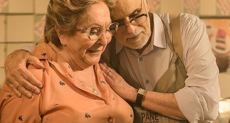 Sol Nascente: Francisco Cuoco e Aracy Balabanian vivem casal apaixonado