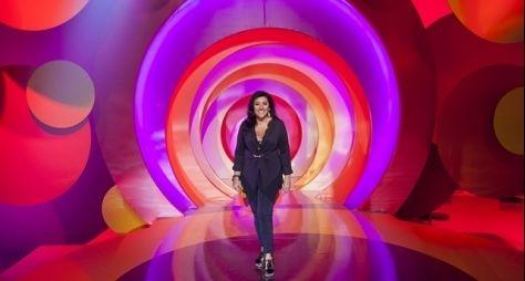 Regina Casé grava nova temporada do Esquenta!