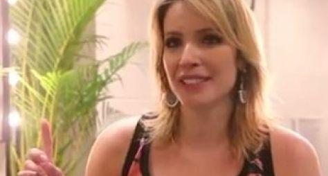 Renata Dominguez grava Sol Nascente